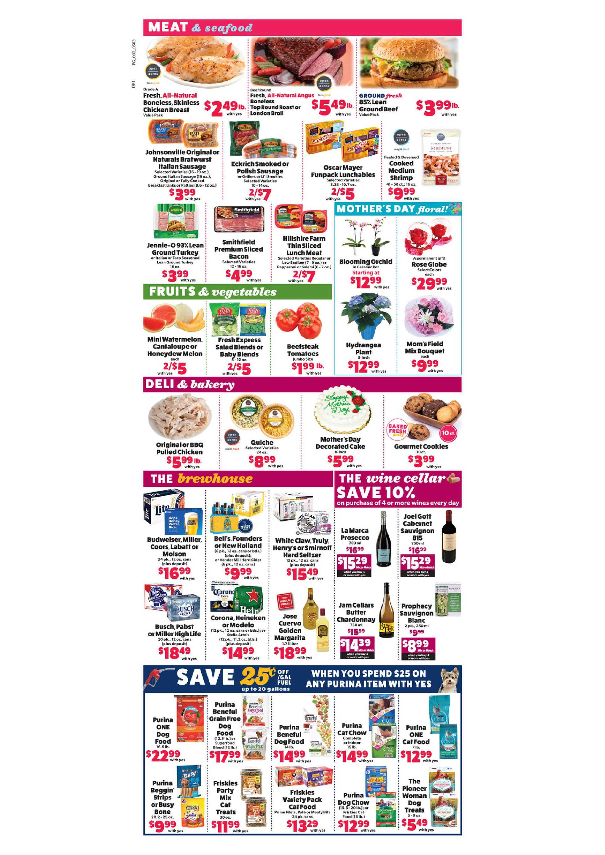 VG's Grocery - deals are valid from 05/03/20 to 05/09/20 - page 4.