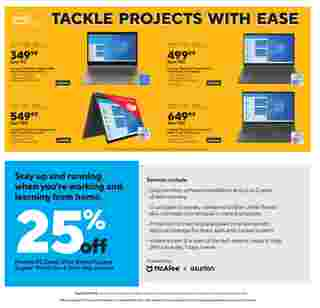 Staples - deals are valid from 08/30/20 to 09/05/20 - page 10.
