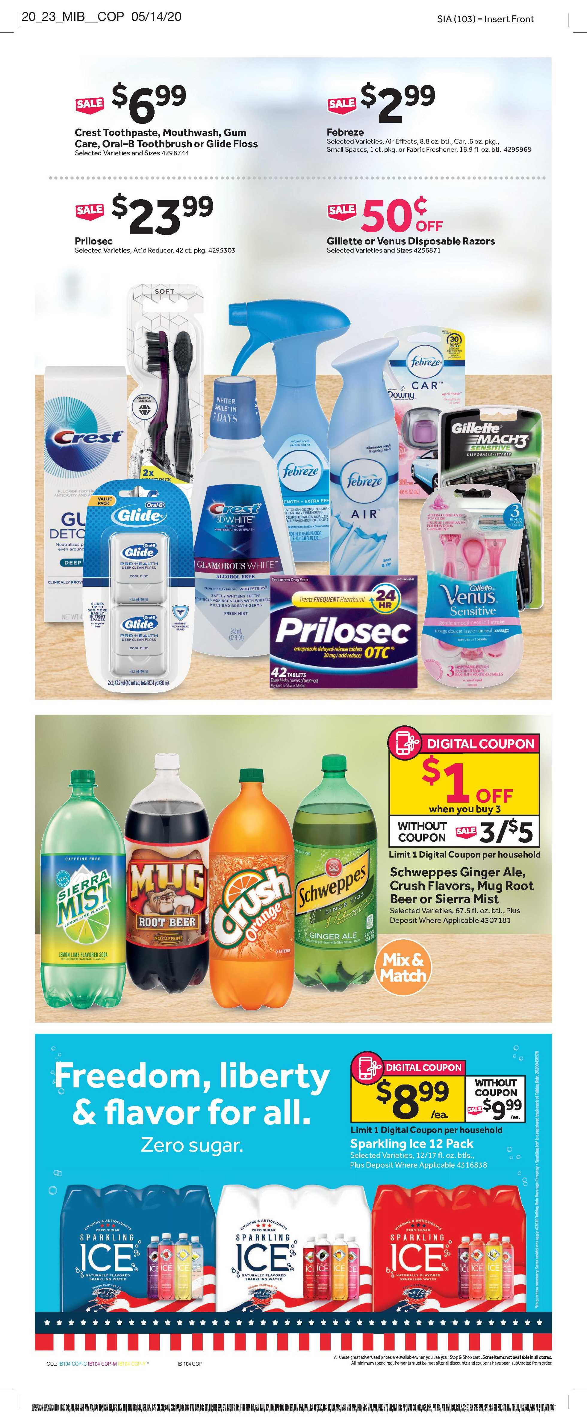 Stop & Shop - deals are valid from 05/29/20 to 06/04/20 - page 2.