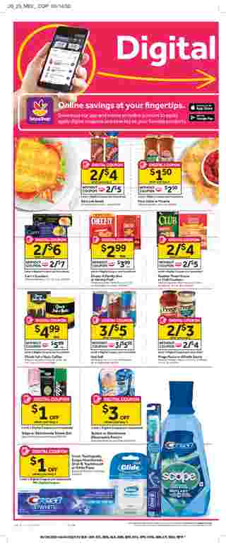 Stop & Shop - deals are valid from 05/29/20 to 06/04/20 - page 13.