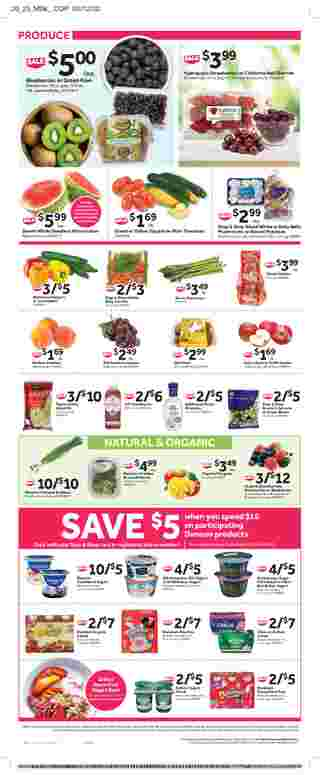 Stop & Shop - deals are valid from 05/29/20 to 06/04/20 - page 17.