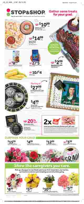Stop & Shop - deals are valid from 05/29/20 to 06/04/20 - page 18.