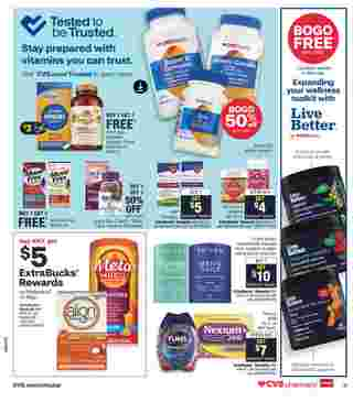 CVS - deals are valid from 11/15/20 to 11/21/20 - page 20.