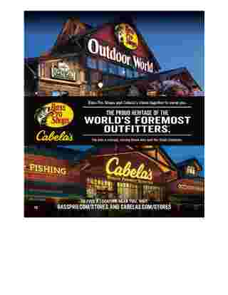 Bass Pro Shops - promo starting from 09/01/19 to 12/28/19 - page 70.