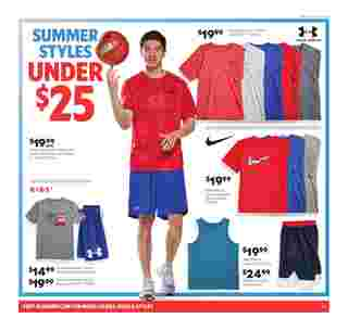 Academy Sports + Outdoors - deals are valid from 05/26/19 to 06/01/19 - page 8.
