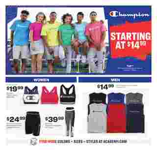 Academy Sports + Outdoors - deals are valid from 08/10/20 to 08/16/20 - page 10.