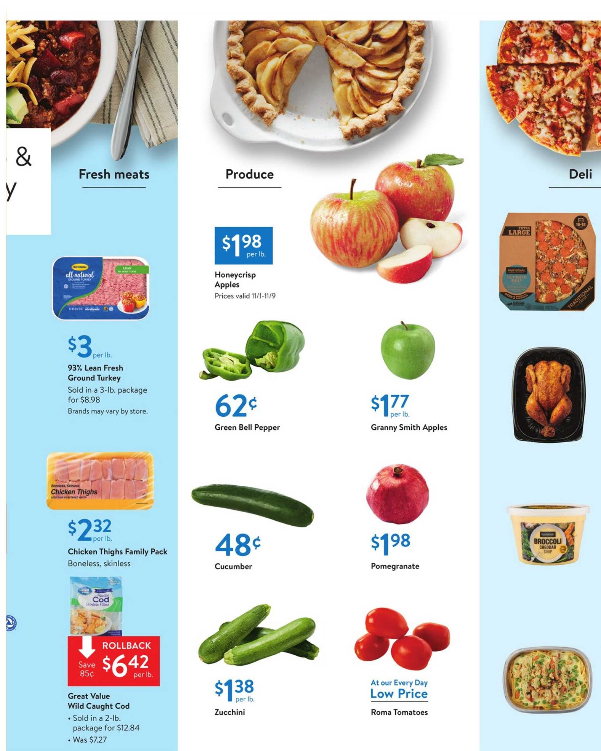 Walmart - deals are valid from 11/01/19 to 11/16/19 - page 2.