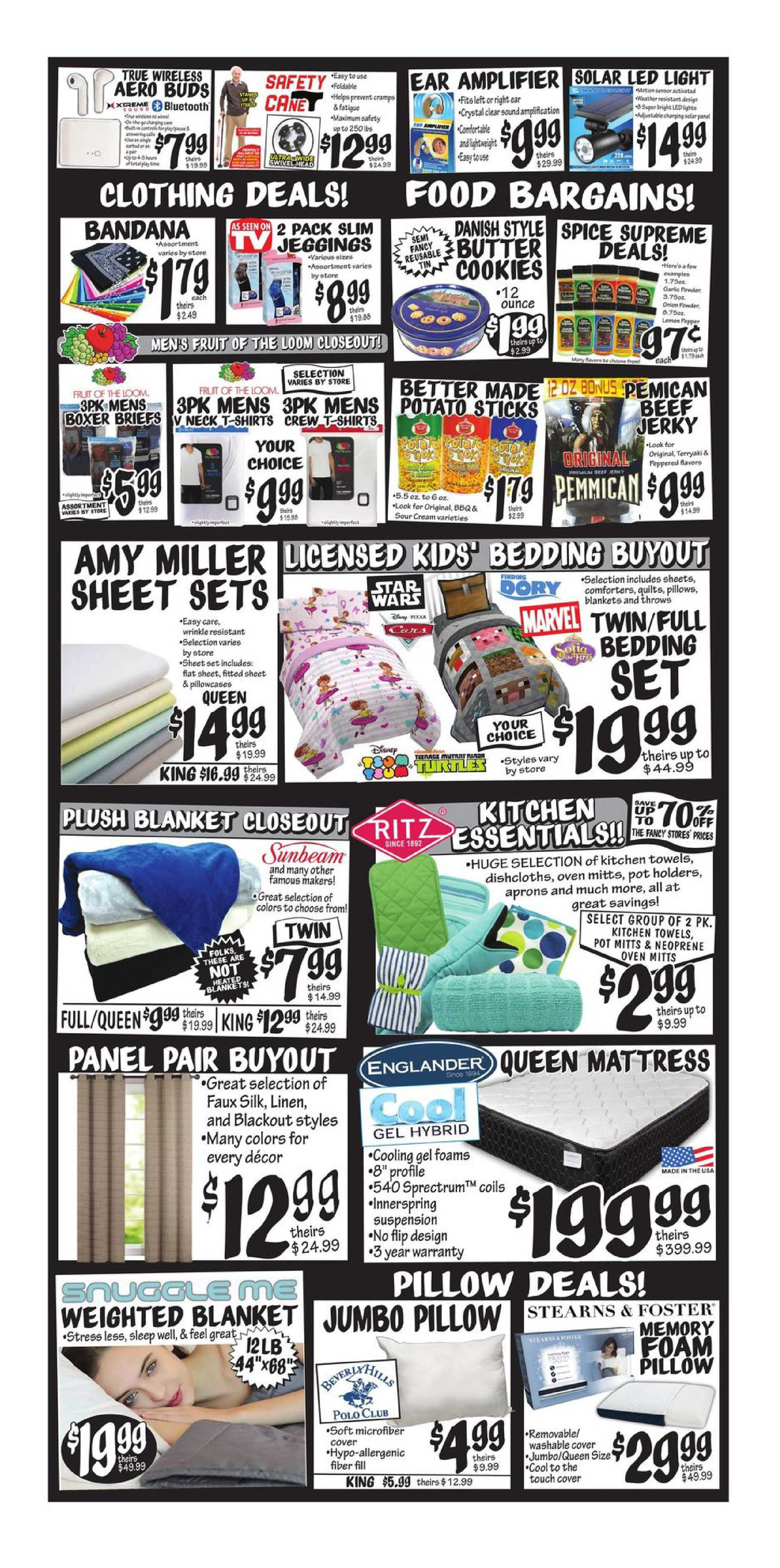Ollie's Bargain Outlet - deals are valid from 08/23/20 to 10/03/20 - page 2.