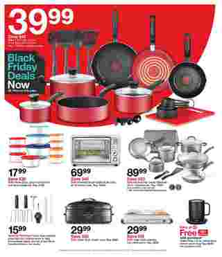 Target - deals are valid from 11/22/20 to 11/28/20 - page 59.