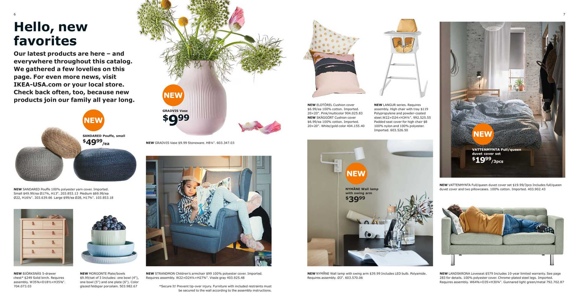 Ikea - deals are valid from 05/17/19 to 07/31/19 - page 4.