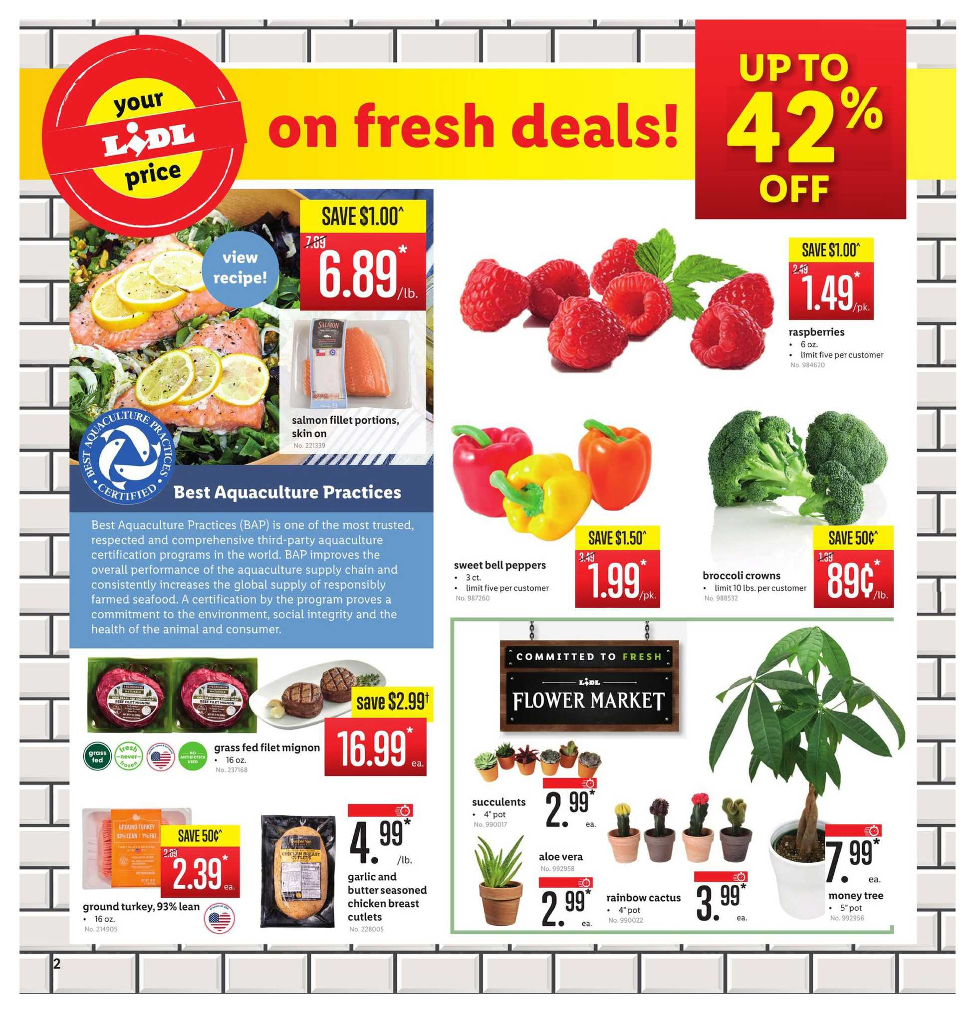 Lidl - deals are valid from 10/30/19 to 11/05/19 - page 2.