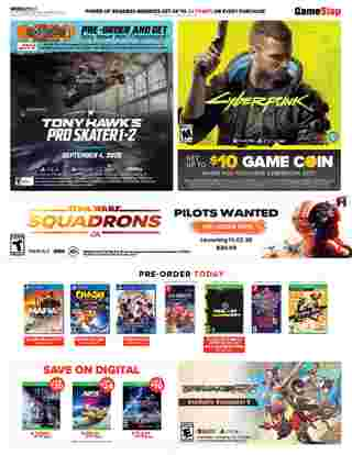GameStop - deals are valid from 08/30/20 to 09/05/20 - page 5.