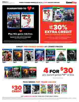 GameStop - deals are valid from 08/30/20 to 09/05/20 - page 6.