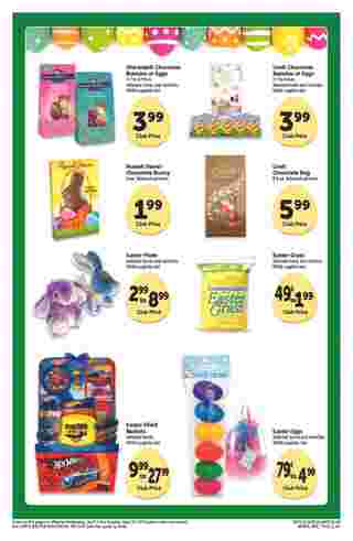 Safeway - deals are valid from 04/03/19 to 04/30/19 - page 13.