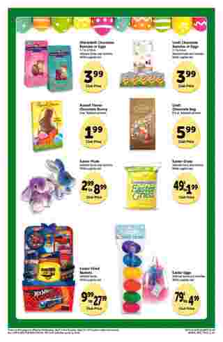 Safeway - promo starting from 04/03/19 to 04/30/19 - page 13.