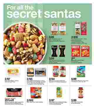 Target - deals are valid from 12/01/19 to 12/07/19 - page 43.
