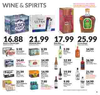 Hy-Vee - deals are valid from 10/02/19 to 10/08/19 - page 19.