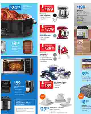 Walmart - deals are valid from 11/01/19 to 11/16/19 - page 12.