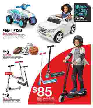 Target - deals are valid from 11/22/20 to 11/28/20 - page 24.