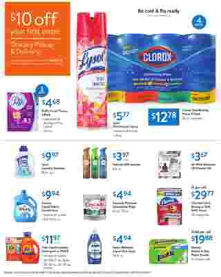 Walmart - deals are valid from 01/31/20 to 02/14/20 - page 6.