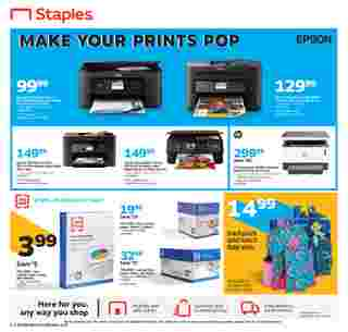 Staples - deals are valid from 08/02/20 to 08/08/20 - page 9.