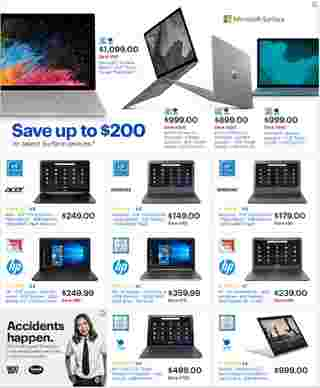 Best Buy - deals are valid from 05/05/19 to 05/11/19 - page 32.