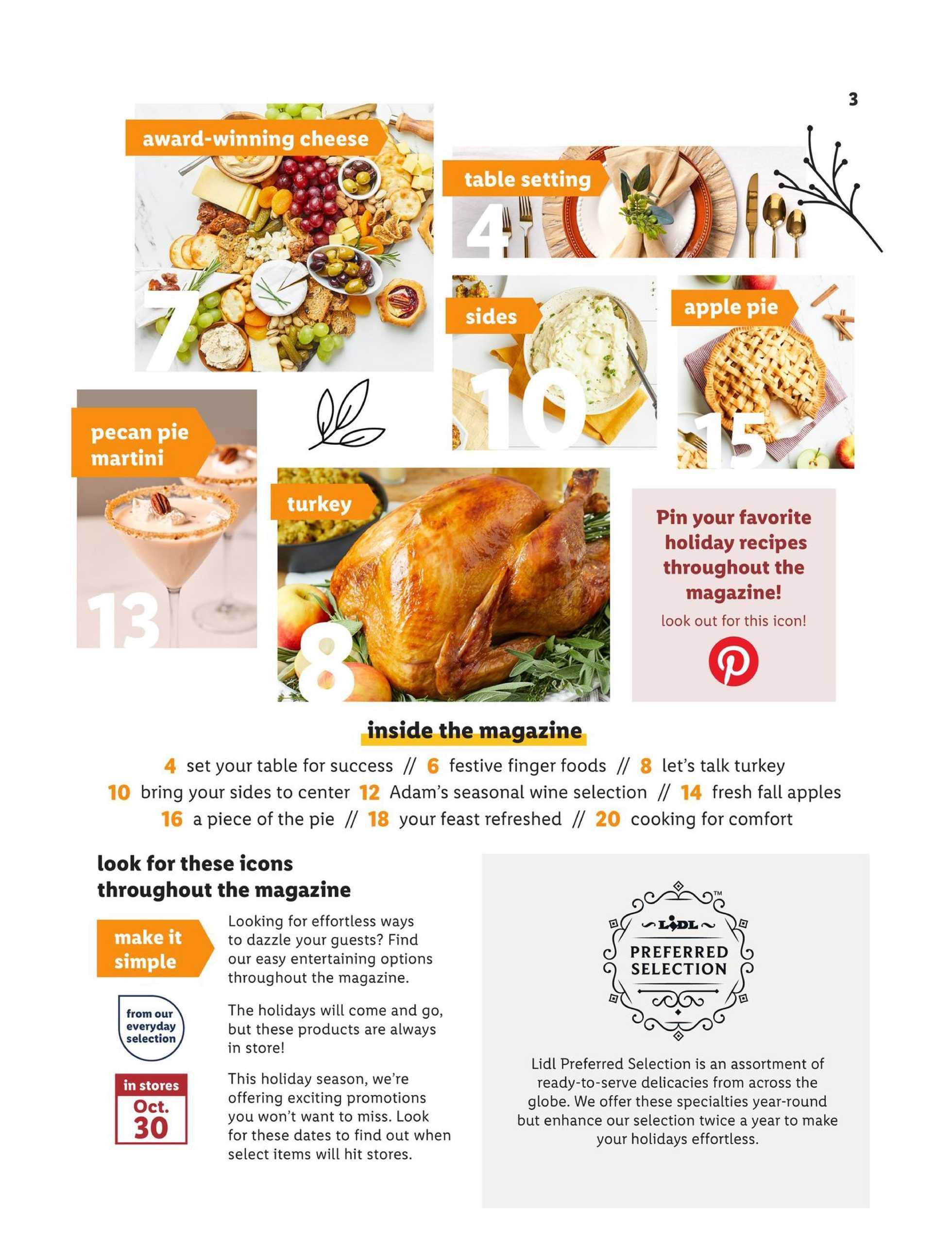 Lidl - deals are valid from 10/30/19 to 12/31/19 - page 3.