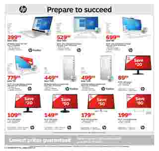 Staples - deals are valid from 08/02/20 to 08/08/20 - page 11.