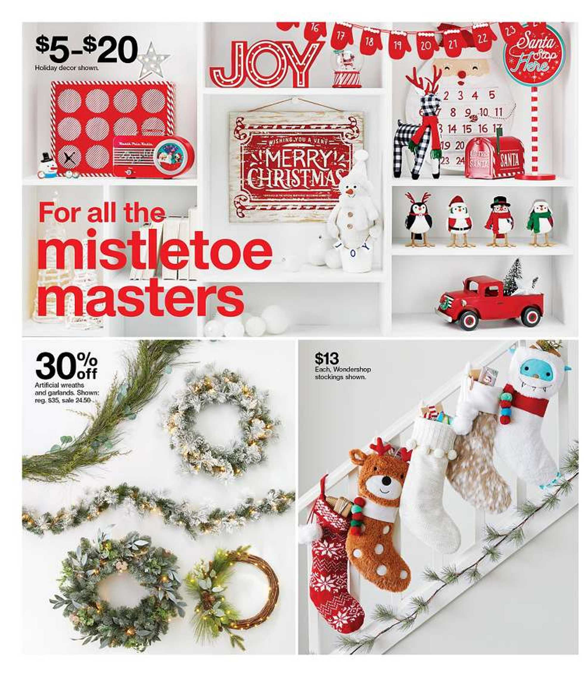 Target - deals are valid from 12/01/19 to 12/07/19 - page 3.