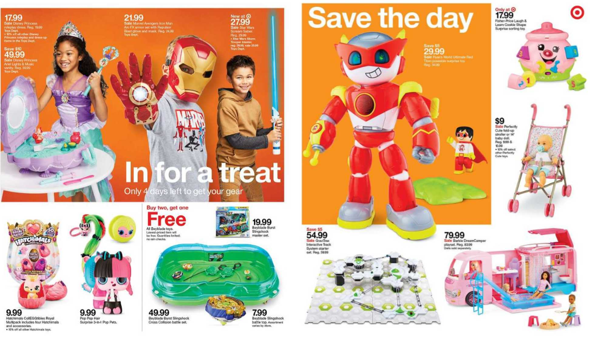 Target - deals are valid from 10/27/19 to 11/02/19 - page 2.