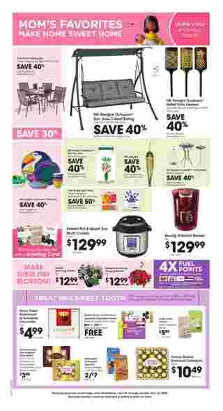 Kroger - deals are valid from 04/29/20 to 05/05/20 - page 5.