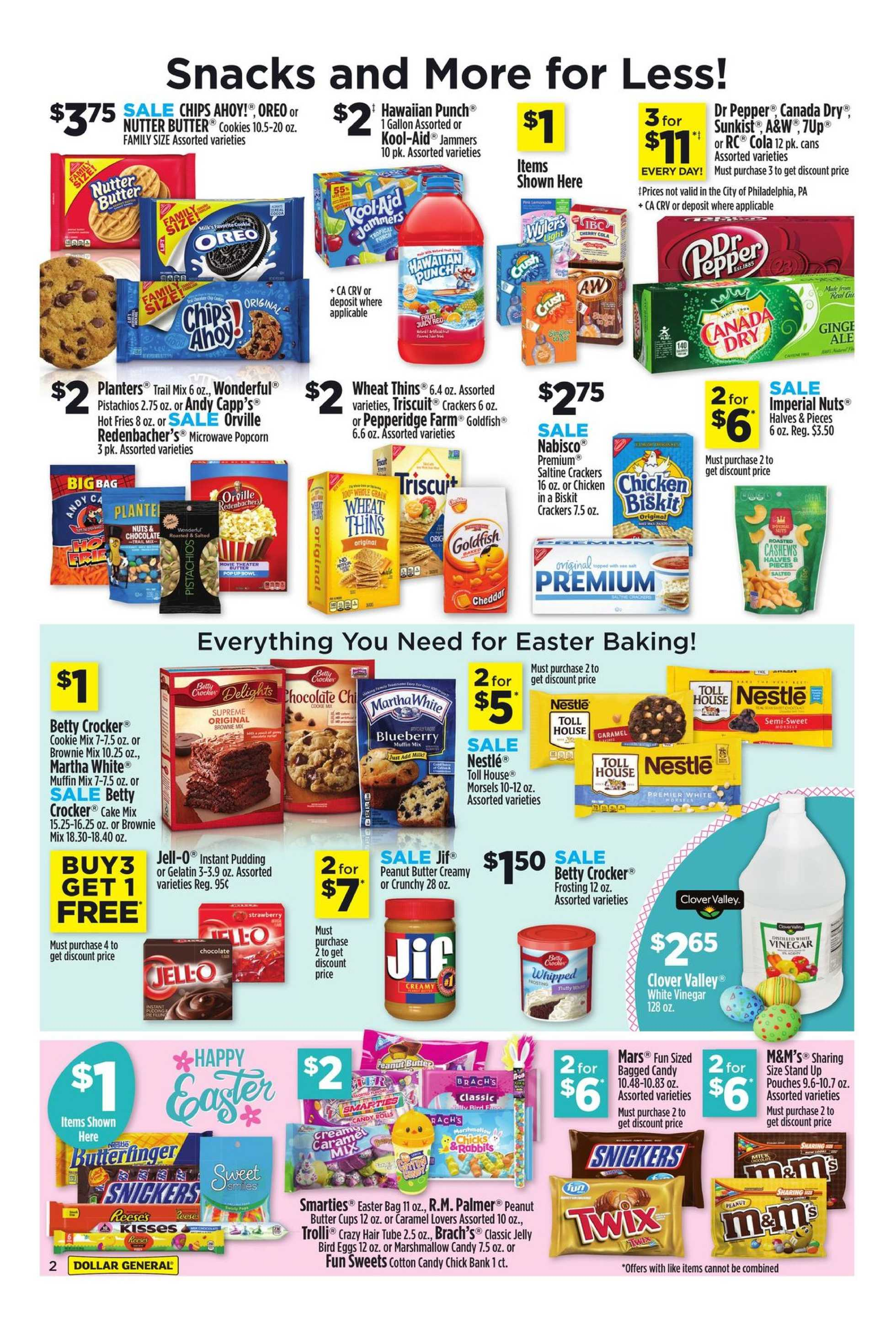 Dollar General - promo starting from 03/10/19 to 03/16/19 - page 4.
