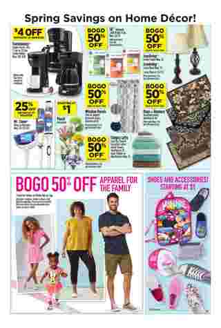 Dollar General - promo starting from 03/24/19 to 03/30/19 - page 8.