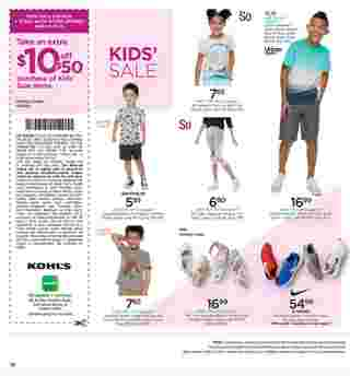 Kohl's - deals are valid from 03/13/20 to 03/22/20 - page 12.