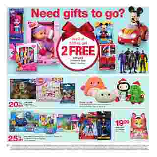 Walgreens - deals are valid from 11/24/19 to 11/30/19 - page 12.