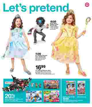 Target - deals are valid from 02/17/19 to 02/23/19 - page 17.