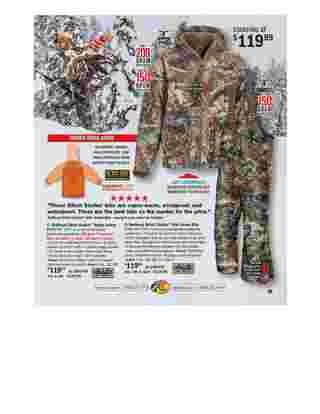 Bass Pro Shops - deals are valid from 09/01/19 to 12/28/19 - page 89.