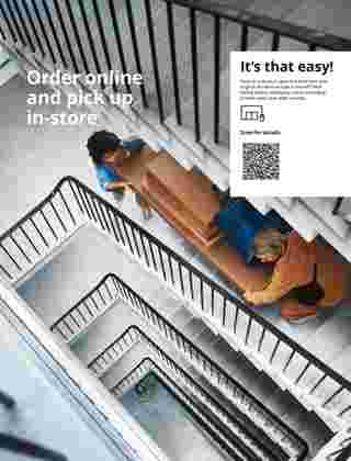 Ikea - deals are valid from 12/01/20 to 08/31/21 - page 67.