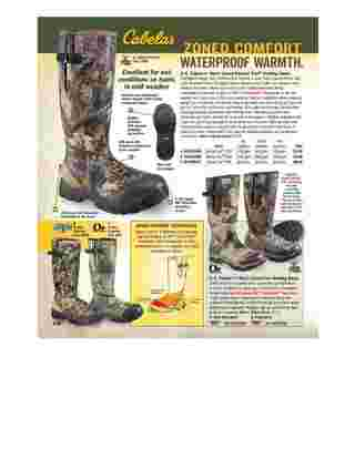 Bass Pro Shops - deals are valid from 09/01/19 to 12/28/19 - page 138.