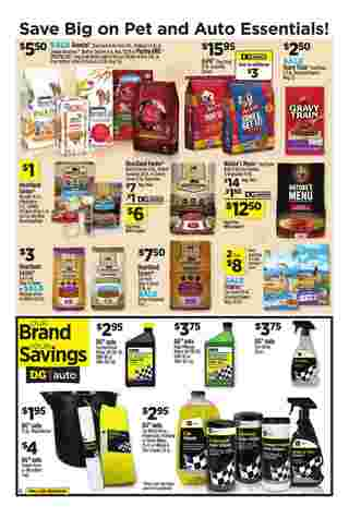 Dollar General - deals are valid from 03/10/19 to 03/16/19 - page 10.