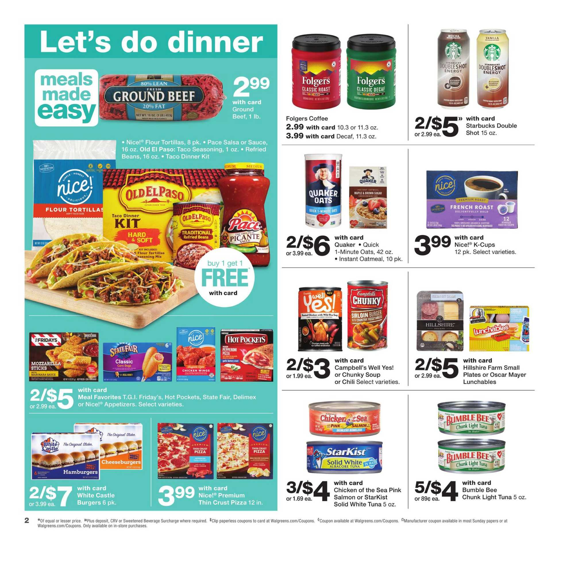 Walgreens - deals are valid from 03/01/20 to 03/07/20 - page 3.