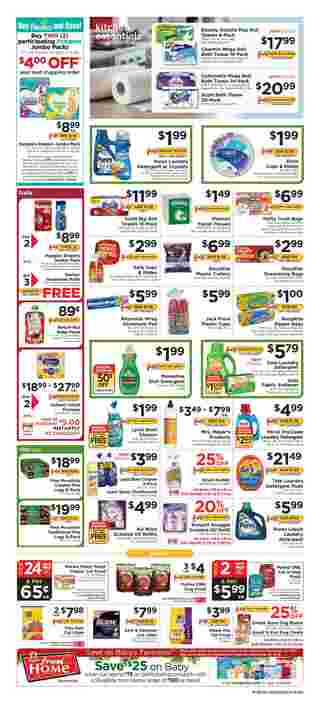 ShopRite - deals are valid from 12/15/19 to 12/21/19 - page 9.