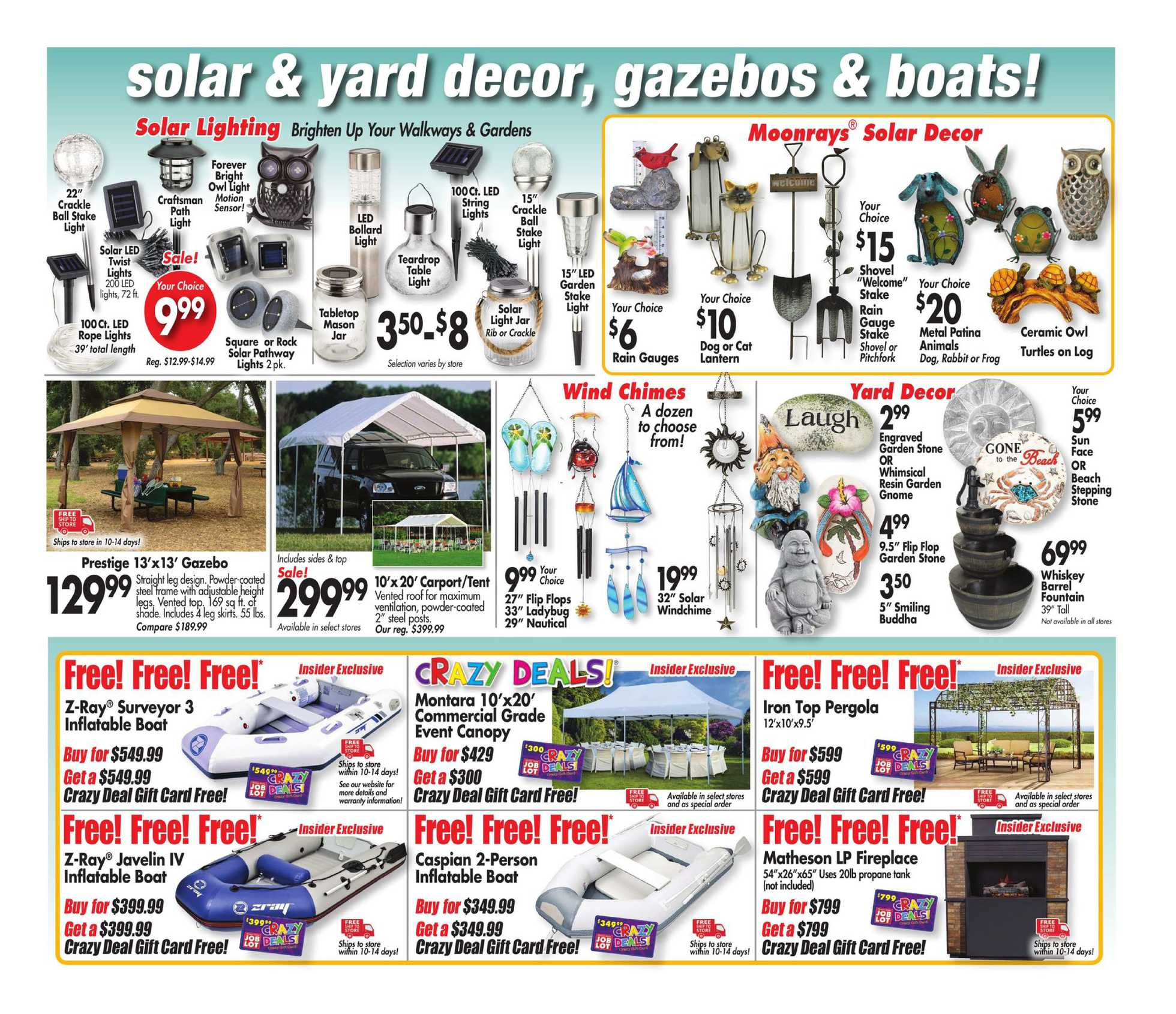 Ocean State Job Lot - deals are valid from 07/23/20 to 07/29/20 - page 4.