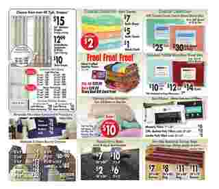 Ocean State Job Lot - deals are valid from 07/23/20 to 07/29/20 - page 8.