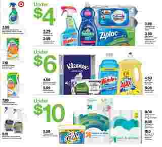 Target - deals are valid from 06/21/20 to 06/27/20 - page 9.