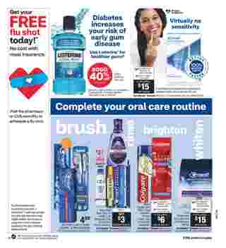 CVS - deals are valid from 11/08/20 to 11/14/20 - page 15.