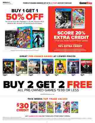 GameStop - deals are valid from 07/05/20 to 07/11/20 - page 6.