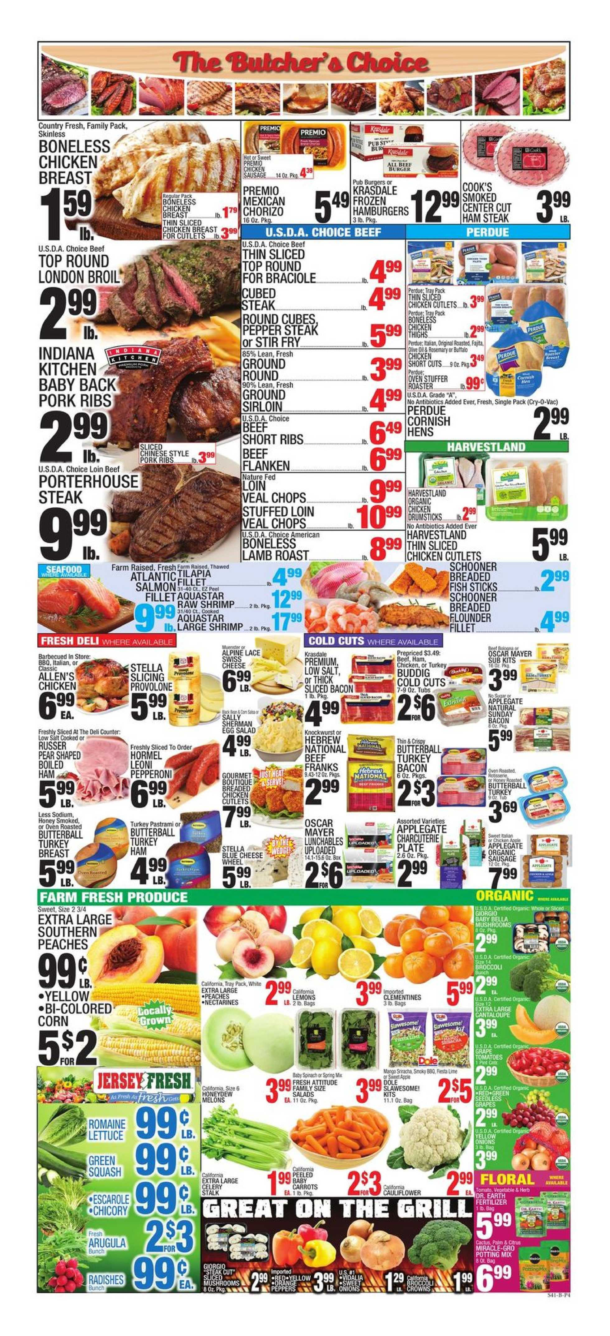 C-Town - deals are valid from 08/09/19 to 08/15/19 - page 4.