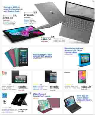 Best Buy - deals are valid from 06/09/19 to 06/15/19 - page 13.