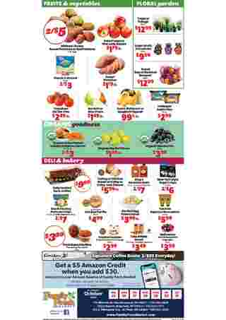 Family Fresh Market - deals are valid from 10/25/20 to 10/31/20 - page 10.